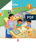 Matemática 1 cuaderno de trabajo para primer grado de Educación Primaria 2019.pdf