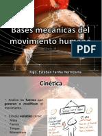 1 - Bases Mecaìnicas Del Movimiento (Parte II) - Cinetica