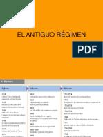 1. El Antiguo Régimen
