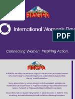 International Women's Day Book