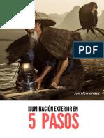 Iluminación Exterior en 5 pasos - Jon Hernandez - KubeStudio.pdf