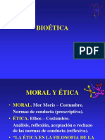 2.1 Bioética
