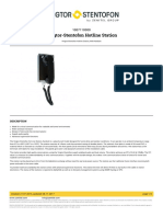 Zenitel - Vingtor-Stentofon Hotline Station - 1007110000.pdf