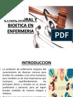 Ética, Moral y Bioética en Enfermería.ppt