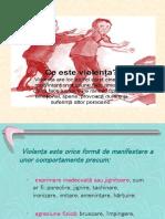 PPT Violenta Aprilie 2015