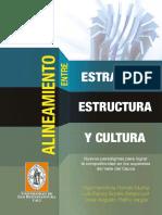 Alineamiento entre estrategia, estructura y cultura