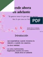 DesdeAhoraEnAdelante00-Introducción