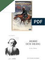 Tolstoj - Herre Och Dräng