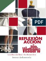 Reflexión- Acción  en Diseño de Vestuario