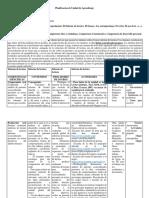 Plan Sobre El Informe de Lectura y Experimento