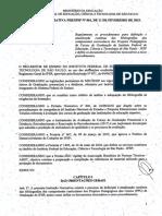 Instrução Normativa 001_2019_Alteração PPC