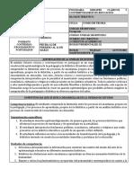 Syllabus- DEBATES CLÁSICOS Y CONTEMPORÁNEOS EN EDUCACIÓN