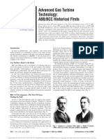 Advanced GT Technology ABB BCC Historical Firsts