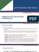 Inducción Al Personal de Salas 2016 (1)