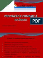 Combate e Prevenção a Incendio
