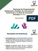 FIP Perú e Inviertepe