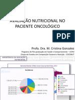 AVALIAÇÃO NUTRICIONAL NO PACIENTE ONCOLÓGICO SBNO 2017.pdf