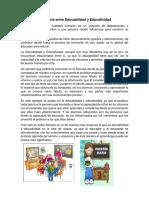 Diferencia Entre Educabilidad y Educatividad