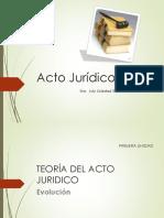 Acto Juridico i