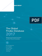The World Bank Global Findex Database 2017