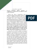 5. Reyes vs. Commission on Elections V1