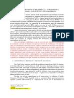 LAS FARC COMO NUEVO SUJETO POLÍTICO Y SU PERSPECTIVA REVOLUCIONARIA EN EL POSCONFLICTO COLOMBIANO