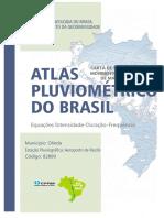 Atlas Pluviométrico do Brasil