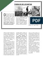 Revolucioones en Latinoamerica