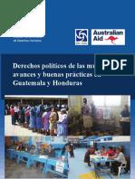 derechos políticos de las mujeres Guatemala y Honduras.pdf