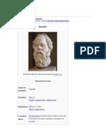 Relatos de Socrates