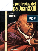 Las Profecias de Papa Juan XXIII - Pier Carpi.pdf