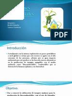 Biodiesel Aplicacion de Ec. Diferenciales