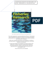 Relationship between Chilean hake (Merluccius gayi gayi) abundance and environmental conditions in the central-southern zone of Chile