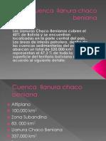 Cuenca  llanura chaco beniana.pptx