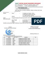 1 Surat Perintah Perjalanan Dinas Ngepam Lebaran