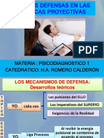 2.5 - Las Defensas en Las Técnicas Proyectivas
