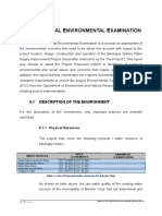 Section 9 Initial Environmental