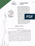 Cas.- Ámbito de competencia del tribunal revisor.- Fundado.pdf