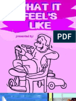 What It Feel's Like - Volume 58 Dated 26-10-2010