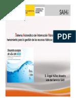 Sistema Automático de Información Hidrológica