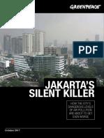 Jakarta's silent killer