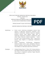 PMK No. 1 Th 2019 ttg Pedoman Penilaian Prestasi Kerja Pegawai KEMENKES.pdf