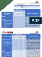 Modelo de Planificación Cn 2016