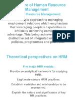 HRM Models.ppt 2