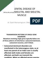 kongenital musculoskeletal uniba