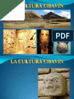 La Cultura Chavin-Presentación en Defensa Oral
