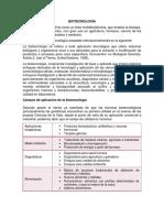 Resumen Microorganismos en Biotecnología