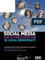 Social Media and Youth Participation in Local Democracy