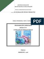 Modulo II de Textil y Confección