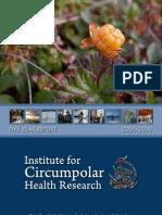 ICHR Five Year Report 2005-2010